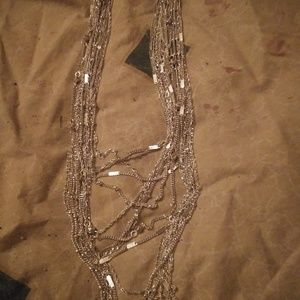 Multiple Chain Necklace NWT